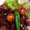 小料理 哲 - 料理写真:甲州鳥もつ煮