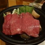 29723637 - 和牛すき焼き陶板