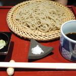 武右衛門 - 棒茶そば750円