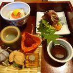 吉庭 - 前菜盛り合わせ