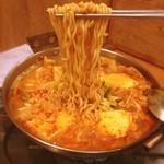 韓国家庭料理 扶餘 - ブテチゲ☺︎