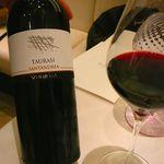 リストランテ ウミリア - 【Taurasi Santandrea 2007(赤)】◎2014/7