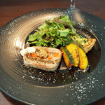ラ イナテッサ - 前菜盛り合わせ(グラタンランチ1000円)