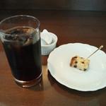 ラ イナテッサ - コーヒーとお菓子(グラタンランチ1000円)