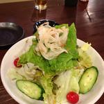 三先 肉焼屋 - チョレギサラダ