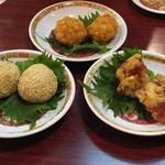 栄和飯店 - 料理達