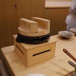 神楽坂 石かわ - 釜炊きご飯