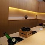 神楽坂 石かわ - 厨房