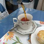 バラクラカフェ - 料理写真:3分蒸します。