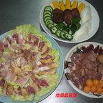 食彩工房せとやま - 地鶏鉄板焼