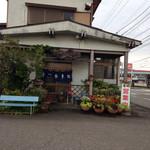 島田食堂 - ここからお入りください