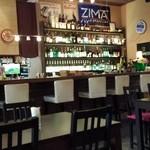 Cafe&Dining zero+ - カウンター
