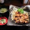 望郷 - 料理写真:炭火焼き鳥丼