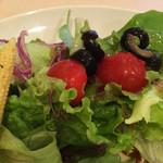 ブレイク タイム - サラダ