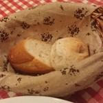 ビストロ とげまる - パンはバゲットと胚芽パン