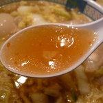 どうとんぼり神座 - ☆まずはスープから(^v^)☆