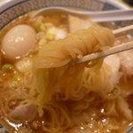 どうとんぼり神座 - ☆お次は麺ですね(#^.^#)☆