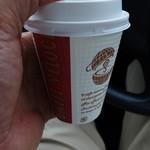 カフェ・ベローチェ - ブレンドコーヒーをテイクアウトで。190円