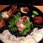 にっぽんの洋食 津つ井 - 洋食弁当(松)1,080円