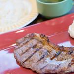 Dining & Bar LAVAROCK - LAVAROCKグリルプレート【2014年8月】