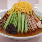 揚子江菜館 - ごもく冷しそば【2014年7月】