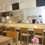 カフェ クノップゥ - 心地のいい空間♪