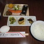 南風荘 - 朝ご飯