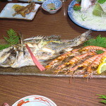 南風荘 - 料理写真:食べきれなくて朝食に
