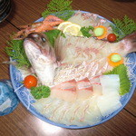 南風荘 - 料理写真:刺身