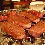 焼肉マル - ☆肉厚で美味しいハラミ☆