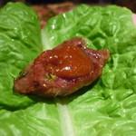 焼肉マル - ☆お味噌もプラスα食べましょう☆