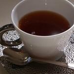 レストラン ひらまつ - 紅茶