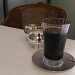 レストラン ひらまつ - アイスコーヒー