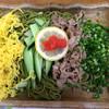 食菜旬彩 - 料理写真:秋芳名物かっぱそば