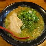 弁慶ラーメン - 濃厚鶏白湯ラーメン