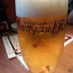 29757937 - 生ビール