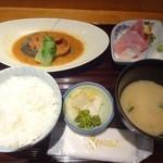 29759036 - 煮魚定食(鯖の味噌煮)