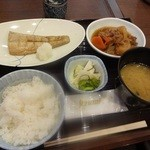 29759037 - 焼魚定食(さごちの漬け焼き)