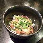 麺処寅路 - チャーシュー飯