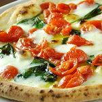 PIZZA SALVATORE CUOMO - 料理写真:ナポリピッツァ世界大会06'受賞ピッツァ!「D.O.C」