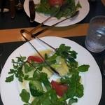 Bistro VegetableMarket - サラダ二種