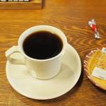 逃現郷 - 二杯目のブレンドコーヒー 深煎り