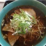 とんがりかん - チャーシュー麺