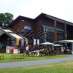 ウッドランドカフェ - お店の外観