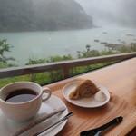 おちゃくりcafe - 四万十川を眺めながら「お茶スル」「栗スル」