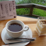 おちゃくりcafe - モンブランカップ 400円
