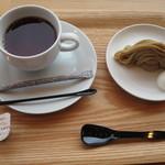 おちゃくりcafe - しまんと紅茶+250円