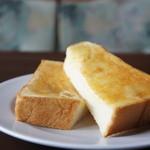 モンシエリ - 料理写真:モーニングAのトースト