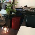cafe Room - 音楽機材はイベント用〜