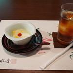 Kaisekichayamizuoto - 朝食(デザート)